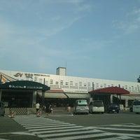 Photo taken at 有磯海SA (下り/新潟方面) by Shiba y. on 8/12/2013