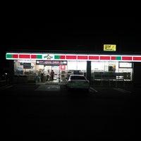 Photo taken at サンクス 掛川大池店 by Shiba y. on 3/9/2014