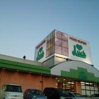 Photo taken at スーパーラック 愛野店 by Shiba y. on 3/3/2014