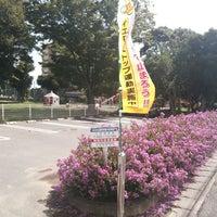 Photo taken at 大蒲公園 by Shiba y. on 9/15/2013