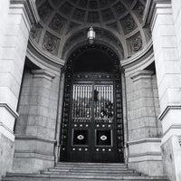 Photo taken at Palacio de Justicia de la Nación by Foto G. on 10/22/2013