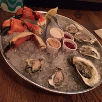 Photo taken at Thames Street Oyster House by Angela W. on 10/21/2013