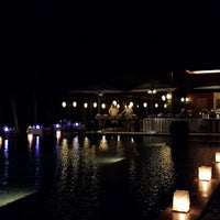 Photo taken at Pangalusian island restaurant by Andrey B. on 1/7/2014
