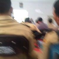 Foto tomada en Kantor camat kualuh selatan por Ziregar N. el 9/19/2012