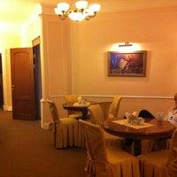 Photo taken at Барышкофф Отель / Baryshkoff Hotel by Антонина М. on 9/26/2012