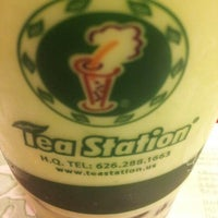 Photo taken at Tea Station by Sandeep D. on 10/1/2012