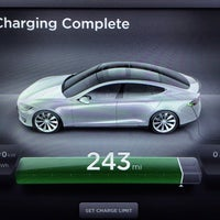 Photo taken at Tesla Supercharger by Wayne d. on 4/25/2014