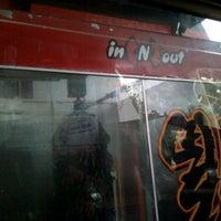 Photo taken at in N out Drive Thru Car Wash by setyawati h. on 1/13/2013