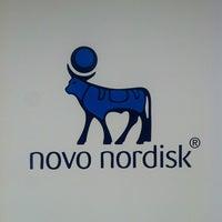 Photo taken at Novo Nordisk by Shesh N. on 7/9/2013