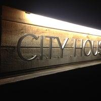Photo taken at City House by Matt H. on 11/4/2012