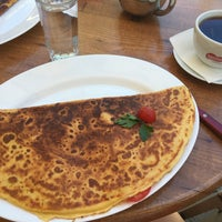 Photo taken at Hari's Creperie by Jana T. on 6/9/2016