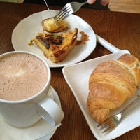 Photo taken at Au Matin Calme Patisserie by Amy on 6/29/2013