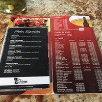 Photo taken at Bar-Restaurante Chicago by Bryan P. on 8/21/2016
