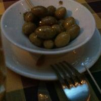Das Foto wurde bei Trattoria Cafe Tresoli von Max am 4/10/2014 aufgenommen
