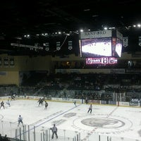 Photo taken at Sanford Center by Consuela B. on 10/7/2012