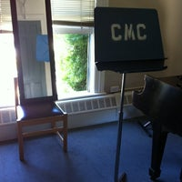 Photo taken at Community Music Center by Camille L. on 6/28/2013