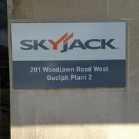Photo taken at Skyjack by Paul P. on 10/16/2013