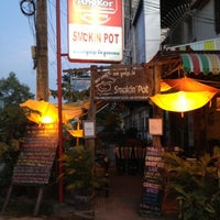 Photo taken at Smokin' Pot by Peerasak C. on 12/17/2012