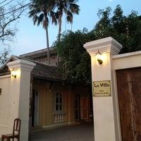 Foto tomada en La Villa por Peerasak C. el 1/24/2013