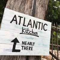 Photo taken at ATLANTIC KITCHEN by Phil W. on 5/15/2016