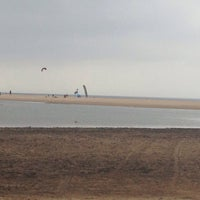 Photo taken at Volare School Of WindSurf and KiteSurf by Paco R. on 8/20/2014