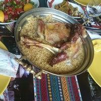 Photo taken at Kemerhan Restaurant by Ecem Ö. on 4/27/2016