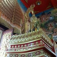 Photo taken at Wat Chong Samae San by แบตเตอรี่ ชีวิต on 1/2/2017