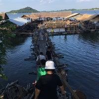 Photo taken at อ่างเก็บน้ำซับเหล็ก ลพบุรี by แบตเตอรี่ ชีวิต on 7/30/2017