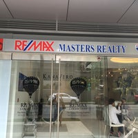 Photo taken at Re/Max Metro Realty by Armaghan K. on 6/27/2016