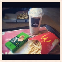 Photo taken at McDonald's by Audra W. on 9/1/2013
