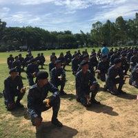 6/10/2016 tarihinde Thanasiri T.ziyaretçi tarafından กองร้อยทหารอากาศโยธิน บน.23'de çekilen fotoğraf