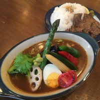 Photo taken at BAR CAFE SOUPCURRY ZORA by MJIsCradle (. on 6/1/2018