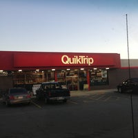 Photo taken at QuikTrip by Ryan W. on 2/19/2013