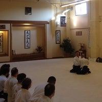 Photo taken at Tenzan Aikido by Stan R. on 10/6/2012