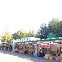 Photo taken at たてしな自由農園 花蒔店 by Tomokazu O. on 9/23/2013