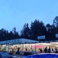 Photo taken at たてしな自由農園 花蒔店 by Tomokazu O. on 10/27/2012