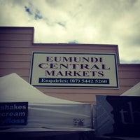 Photo taken at Eumundi Markets by Jacky C. on 1/22/2013