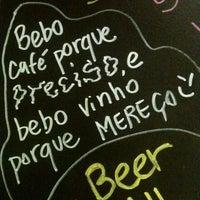 Photo taken at Urbe Café Bar by Munier .. on 1/20/2013