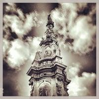 Foto scattata a Piazza del Gesù Nuovo da Ivan F. il 12/27/2012