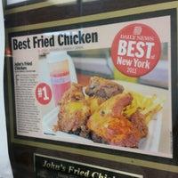 5/23/2014에 Michael T.님이 John's Fried Chicken에서 찍은 사진