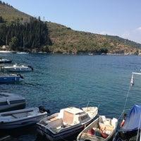 Photo taken at Taverna Kouloura by Derya T. on 8/6/2013
