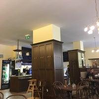 Photo taken at Café Bistro Matiné by Marek Ř. on 8/22/2016