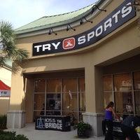 Photo taken at TrySports by Tara M. on 7/3/2014