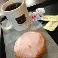 Photo taken at Donut Bank Bakery & Coffee Shop by Myke R. on 1/28/2013