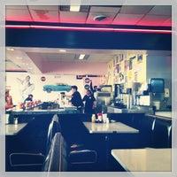 """Photo taken at the 50's Diner by Jose """"JR"""" V. on 9/7/2013"""