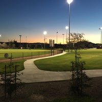 Photo taken at Sunset Sports Park by Brittany H. on 3/11/2017