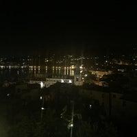 Photo taken at Doria Park Hotel by Elisabetta D. on 8/27/2016