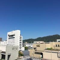 Photo taken at 株式会社ザメディアジョン・リージョナル 山口本社 by Yoji K. on 5/17/2016