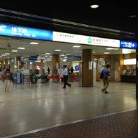 Photo taken at Tenjin Station (K08) by Yoji K. on 6/7/2013