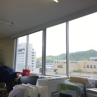 Photo taken at 株式会社ザメディアジョン・リージョナル 山口本社 by Yoji K. on 5/10/2016